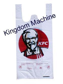 Bolsa de Camiseta Plastico de Impresas