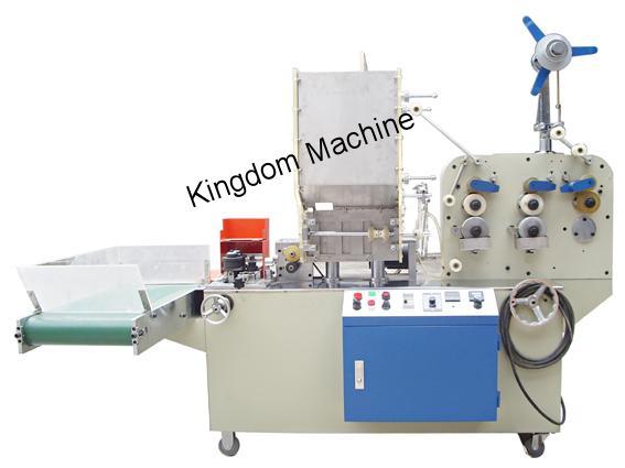 Máquina de Embalaje Bombillas De Plastico KD31 sellado de 3 lados