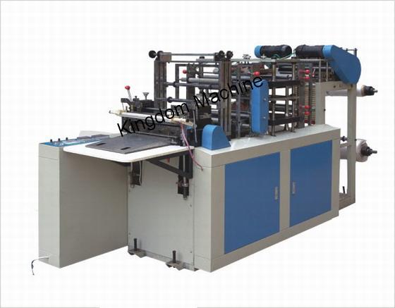 Máquina para fabricar uebla de plástico desechable