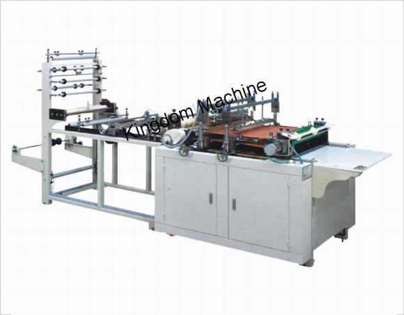 Máquina para fabricar zip bolsas